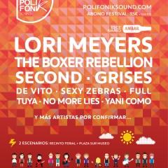 Lori Meyers encabezan la nueva tanda de confirmados para el Polifonik Sound 2014