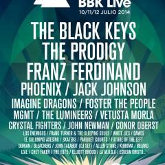 The Prodigy encabezan la nueva tanda de confirmaciones para el Bilbao BBK Live 2014