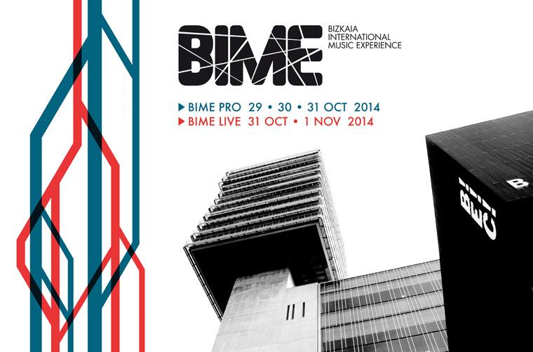 BIME 2014 del 29 de Octubre al 1 de Noviembre