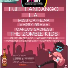 El EMDIV Music Festival 2014 cierra su cartel con Fuel Fandango