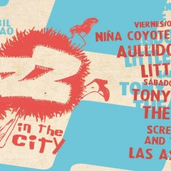 ¡Va a arder Bilbao con el Fuzz in the City!