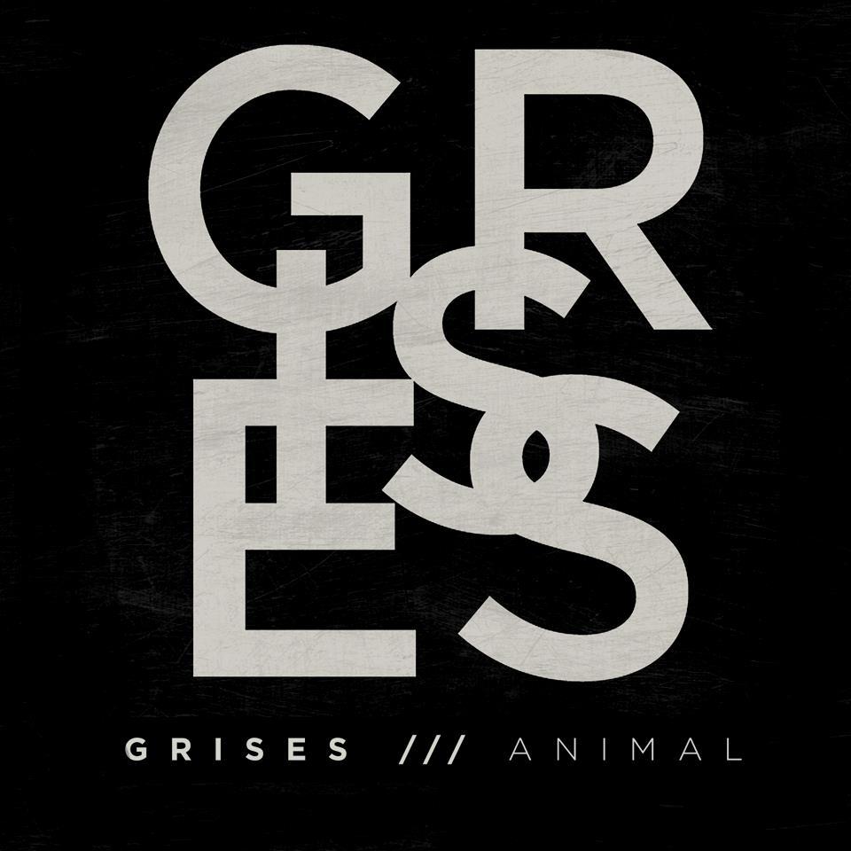 """Carátula del """"Animal"""" de Grises"""