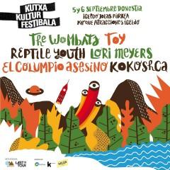 Primeros nombres para el Kutxa Kultur Festibala