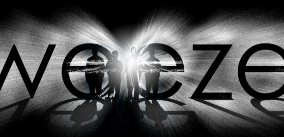 Weezer se encuentran en el estudio