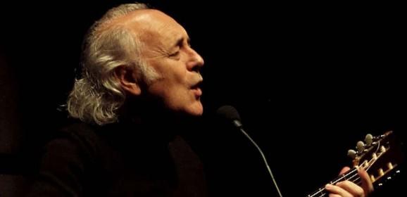 Amancio Prada canta a Agustín García Calvo