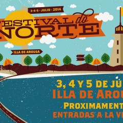 El Festival do Norte se muda