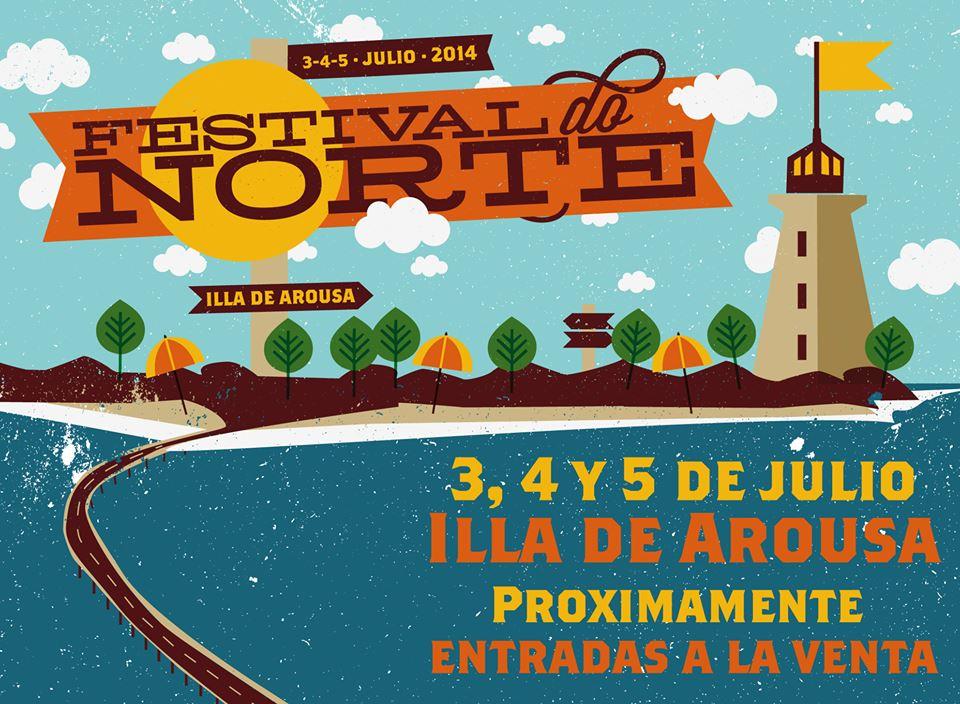 El Festival do Norte cambia de ubicación y fechas