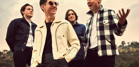 "Arctic Monkeys eligen ""Snap Out Of It"" como nuevo single"