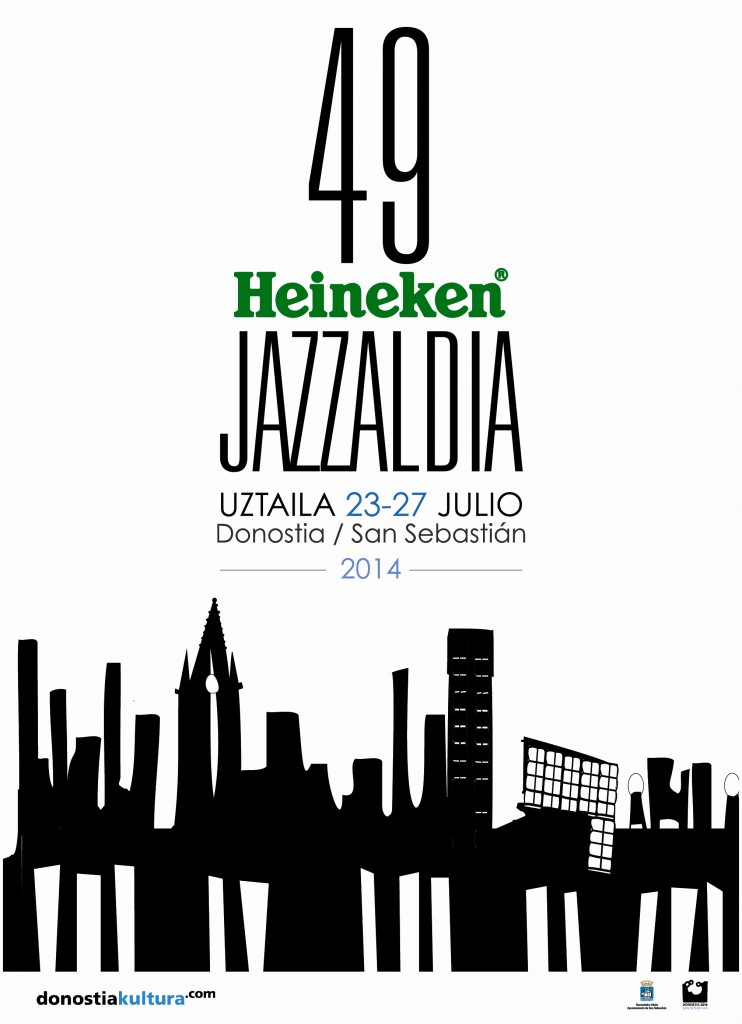 Cartel del 49 Heineken Jazzaldia