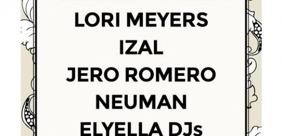 Lori Meyers al Alhambra Sound 2014