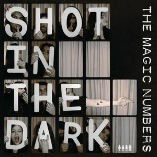 "Portada del ""Shot in the Dark"" de The Magic Numbers"
